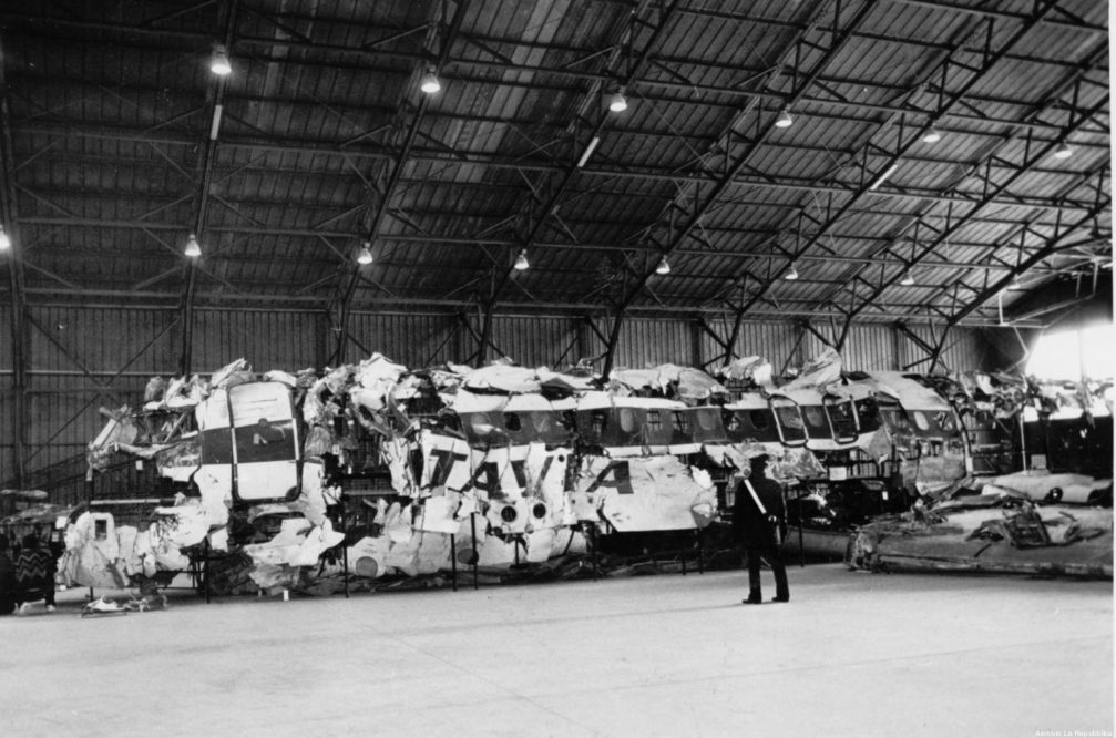 Dc9 hangar